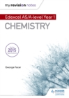 My Revision Notes: Edexcel AS Chemistry - eBook