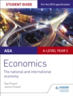 AQA A-level Economics Student Guide 4: The national and international economy - eBook