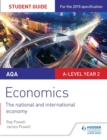 AQA A-level Economics Student Guide 4 : The national and international economy - eBook