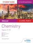 Edexcel A-level Year 2 Chemistry Student Guide: Topics 11-15 - eBook