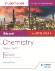 Edexcel A-level Year 2 Chemistry Student Guide: Topics 16-19 - eBook