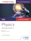 AQA A-level Year 2 Physics Student Guide: Sections 9 and 12 - eBook