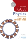 Cambridge IGCSE Physics Study and Revision Guide 2nd edition - eBook