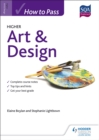 How to Pass Higher Art & Design - eBook