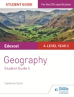 Edexcel AS/A-level Geography Student Guide 4: Geographical skills; Fieldwork; Synoptic skills - eBook