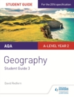 AQA A-level Geography Student Guide 3: Hazards; Population and the Environment - eBook
