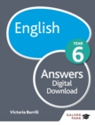English Year 6 Answers - eBook