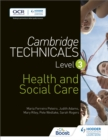 Cambridge Technicals Level 3 Health and Social Care - eBook