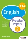 11+ English Practice Papers 2 - eBook