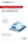 My Revision Notes : Edexcel AS Business - eBook