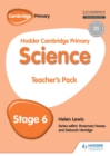 Hodder Cambridge Primary Science Teacher's Pack 6 - eBook