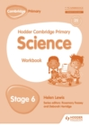 Hodder Cambridge Primary Science Workbook 6 - eBook