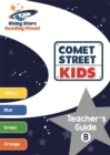 Reading Planet Comet Street Kids Teacher's Guide B (Yellow - Orange) - Book