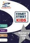Reading Planet Comet Street Kids Teacher's Guide C (Turquoise - White) - Book
