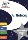 Reading Planet Galaxy Teacher's Guide B (Yellow - Orange) - Book