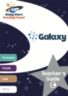 Reading Planet Galaxy Teacher's Guide C (Turquoise - White) - Book