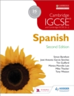 Cambridge IGCSE  Spanish Student Book Second Edition - eBook