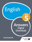 English Year 5 Answers - eBook