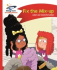 Reading Planet - Fix the Mix-up - Red A: Comet Street Kids - eBook
