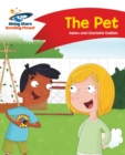 Reading Planet - The Pet - Red A: Comet Street Kids - eBook