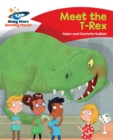 Reading Planet - Meet the T-Rex - Red B : Comet Street Kids - eBook