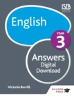 English Year 3 Answers - eBook