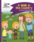 Reading Planet - A Walk in the Country - Purple: Comet Street Kids - eBook