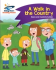 Reading Planet - A Walk in the Country - Purple : Comet Street Kids - eBook