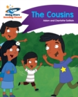 Reading Planet - The Cousins - Purple : Comet Street Kids - eBook