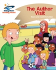 Reading Planet - The Author Visit - Gold : Comet Street Kids - eBook