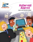 Reading Planet - Asteroid Alarm! - White : Comet Street Kids - eBook