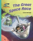 Reading Planet - The Great Space Race - Turquoise: Galaxy - eBook