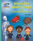 Reading Planet - Where the Spiders Creep and Other Spooky Poems - Turquoise: Galaxy - eBook