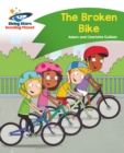 Reading Planet - The Broken Bike - Green: Comet Street Kids - eBook