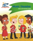 Reading Planet - Music Disaster - Green : Comet Street Kids - eBook
