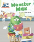 Reading Planet - Monster Max - Pink A : Galaxy - eBook