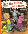 Reading Planet - The Castle of Danger - Orange: Galaxy - eBook