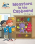 Reading Planet - Monsters in the Cupboard - Orange : Galaxy - eBook