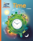 Reading Planet - Time - Orange: Galaxy - eBook