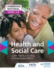 Cambridge National Level 1/2 Health and Social Care - eBook