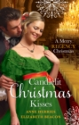 Candlelit Christmas Kisses - eBook
