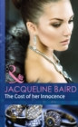 The Cost of her Innocence (Mills & Boon Modern) - eBook
