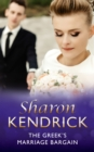 The Greek's Marriage Bargain - eBook