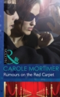 Rumours on the Red Carpet - eBook