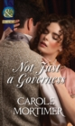 Not Just a Governess - eBook