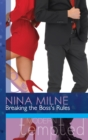 Breaking the Boss's Rules (Mills & Boon Modern Tempted) - eBook
