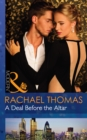 A Deal Before the Altar - eBook