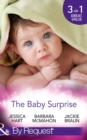 The Baby Surprise: Juggling Briefcase & Baby (Baby on Board, Book 29) / Adopted: Family in a Million (Baby on Board, Book 19) / Confidential: Expecting! (Baby on Board, Book 26) (Mills & Boon By Reque - eBook