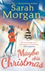 Maybe This Christmas (Snow Crystal trilogy, Book 3) - eBook