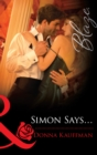 Simon Says... (Mills & Boon Blaze) - eBook